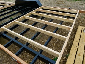 Subfloor framing